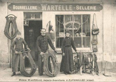 Maison Wartelle - Sellerie-Bourrellerie