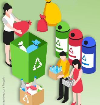 Tri des déchets – du changement !