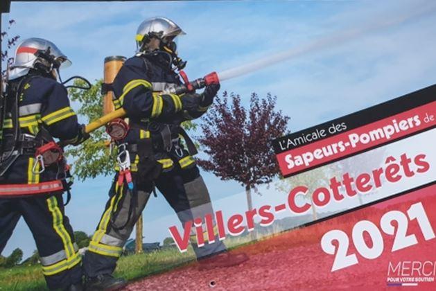 Vente de calendriers des pompiers – 2021