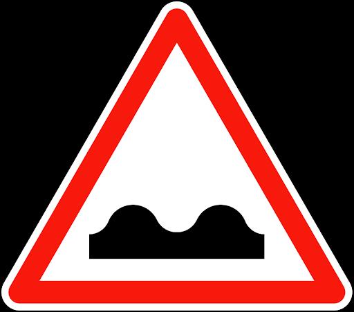 Ralentisseurs à Faverolles-Vouty-Bucher